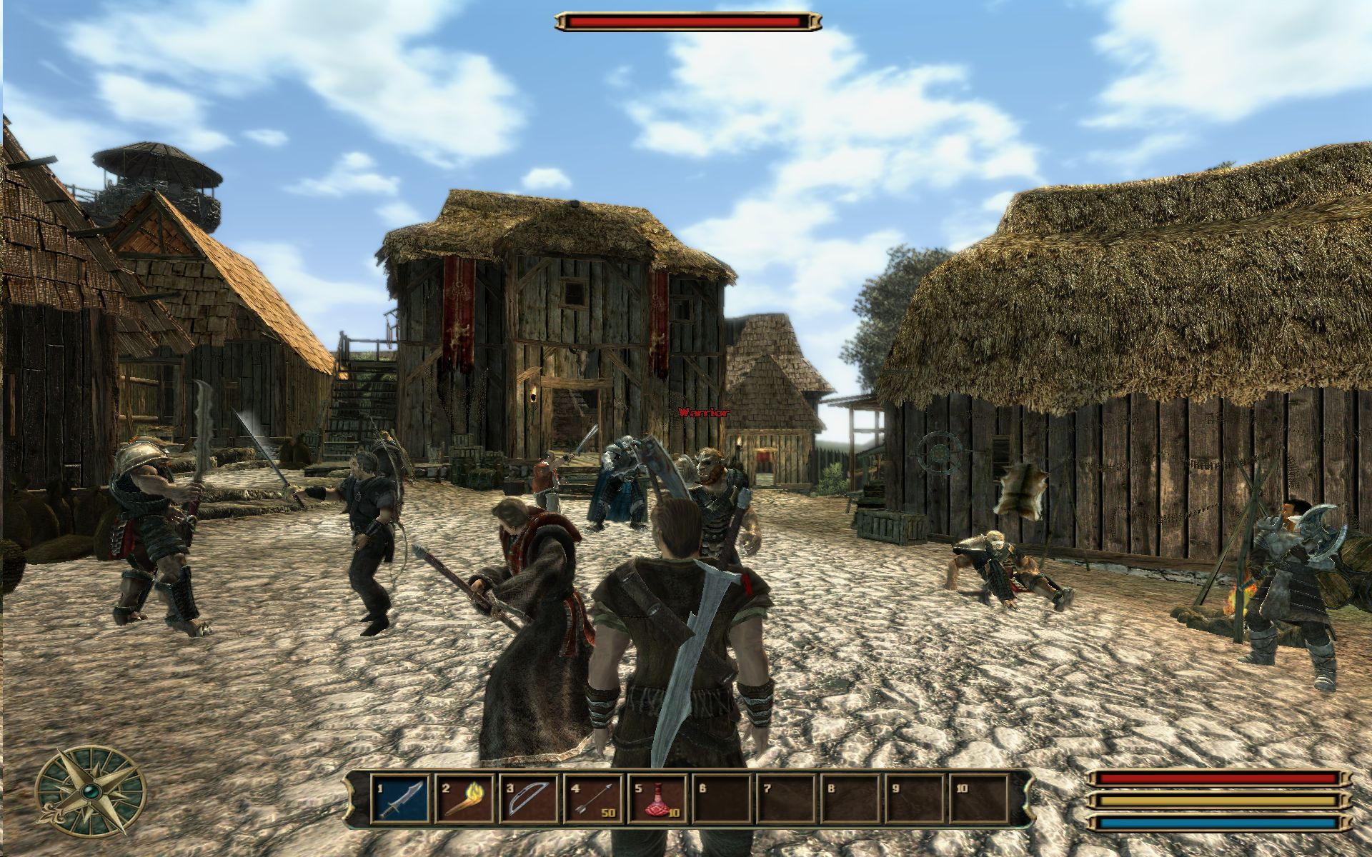 Gothic III: Commutiny Patch 1.7 (1.72) – Er ist da ...